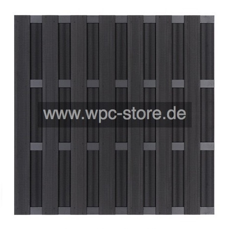 z une sichtschutz wpc store. Black Bedroom Furniture Sets. Home Design Ideas